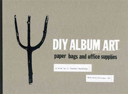 DIY Album Art: Paper Bags and Office Supplies Book