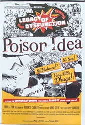 "Poison Idea ""Legacy Of Dysfunction"" DVD"