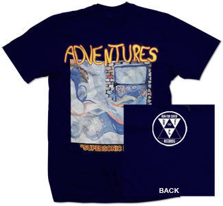 "Adventures ""Supersonic"" T Shirt"