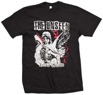 "The Unseen ""Internal Salvation"" T Shirt"