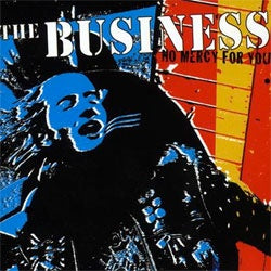 "The Business ""No Mercy For You"" LP"