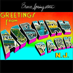 "Bruce Springsteen ""Greetings From Ashbury Park"" LP"