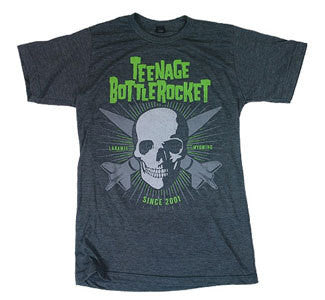"Teenage Bottlerocket ""Logo"" T Shirt"