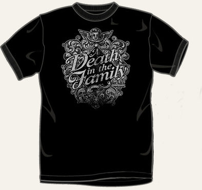 "A Death In The Family ""Crest"" T Shirt"