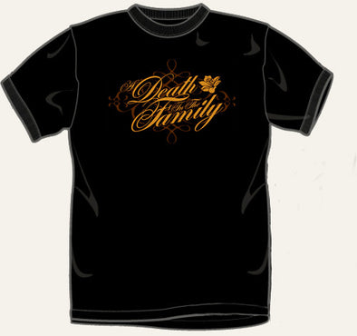 "A Death In The Family ""Script"" T Shirt"