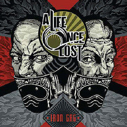 "A Life Once Lost ""Iron Gag"" CD"