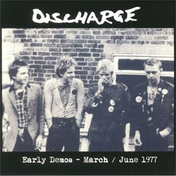 "Discharge ""Early Demos March / June '77"" LP"
