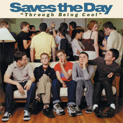 "Saves The Day ""Through Being Cool"" LP"