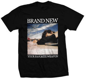 "Brand New ""Your Favorite Weapon"" T Shirt"