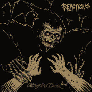 "Reactions ""Out Of The Dark"" 7"""