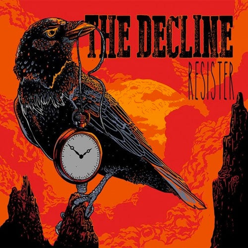 "The Decline ""Resistor"" LP"