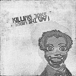 "Killing Joke ""I Am The Virus"" 12"""