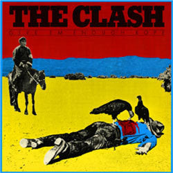 "The Clash ""Give 'Em Enough Rope"" CD"