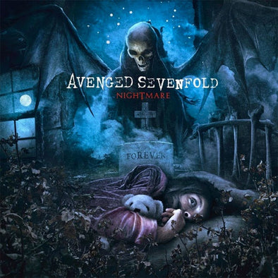 "Avenged Sevenfold ""Nightmare"" 2xLP"