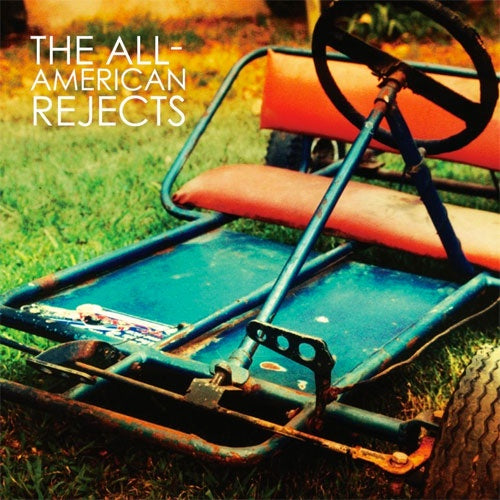 "The All-American Rejects ""Self Titled"" LP + 7"""