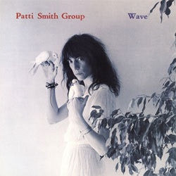 "Patti Smith Group ""Wave"" LP"