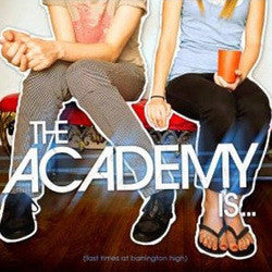 "Academy Is, The""Fast Times At Barrington High"" CD"