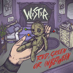 "WSTR ""Red, Green or Inbetween"" LP"