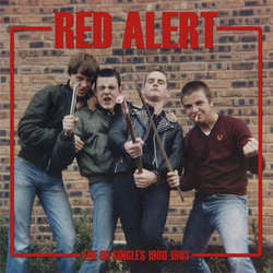 "Red Alert ""The Oi Singles"" LP"