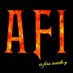 "AFI ""A Fire Inside"" 7"""