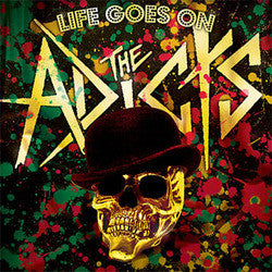 "The Adicts ""Life Goes On"" CD"