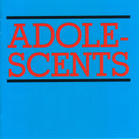 "Adolescents ""s/t"" LP"
