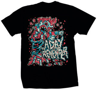 "A Day To Remember ""Jack In The Box"" T Shirt"