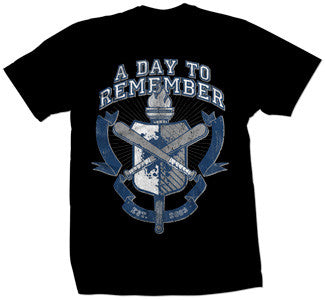"A Day To Remember ""University"" T Shirt"