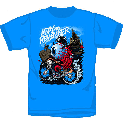 "A Day To Remember ""Biker"" TShirt"