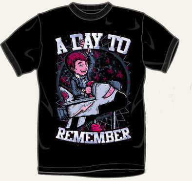 "A Day To Remember ""Spaceboy"" T Shirt"