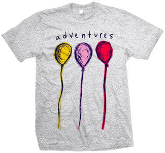 "Adventures ""Balloons"" T Shirt"