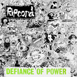 "Ripcord ""Defiance Of Power"" 2xLP"