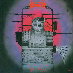 "Voivod ""Dimension Hatross"" LP"