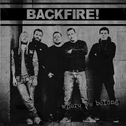 "Backfire ""Where We Belong"" 12"""