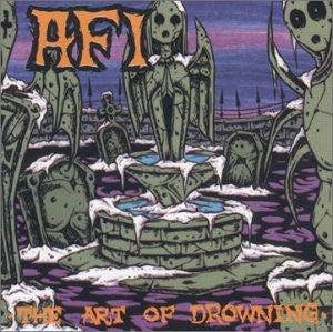 "AFI ""The Art Of Drowning"" CD"