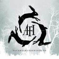 "AFI ""December Underground"" CD"