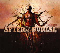 "After The Burial ""Rareform"" CD"