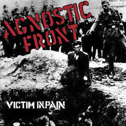 "Agnostic Front ""Victim In Pain"" CD"
