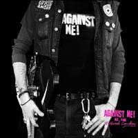 "Against Me! ""As The Eternal Cowboy"" CD"