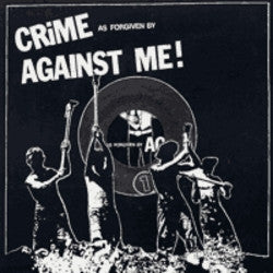 "Against Me! ""Crime"" 7"""