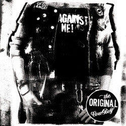 "Against Me! ""The Original Cowboy"" CD"