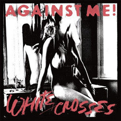 "Against Me! ""White Crosses/Black Crosses"" 2xCD"