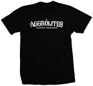 "The Aggrolites ""Dirty Reggae"" T Shirt"