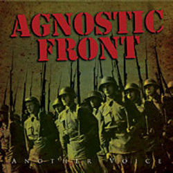 "Agnostic Front ""Another Voice"" CD"