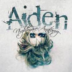 "Aiden ""Nightmare Anatomy"" CD"