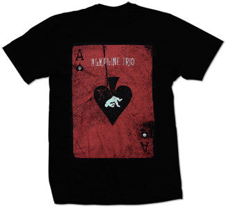 "Alkaline Trio ""Ace Of Death"" T Shirt"