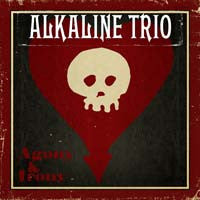 "Alkaline Trio ""Agony & Irony"" CD"