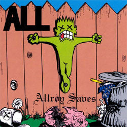 "All ""Allroy Saves"" LP"