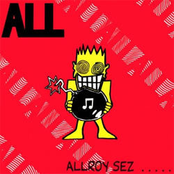 "All ""Allroy Sez"" LP"