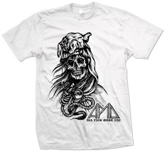 "All Pigs Must Die ""Pig Reaper"" T Shirt"